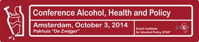 International conference Alcohol, Health and Policy