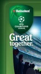 Heineken champions league 2