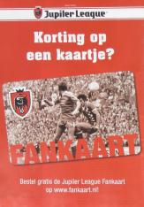 Jupiler league fankaart 473170