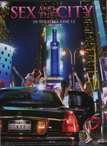 Skyy wodka sex and the city (international marques)458311