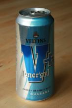 Veltins v+ energy